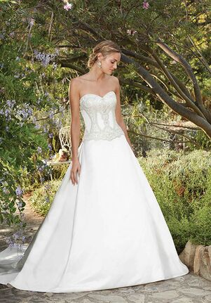 Casablanca Bridal Style 2278 Daylily A-Line Wedding Dress