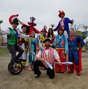New York City, NY Circus Act | Zoom Parties - Magical Memories Entertainment
