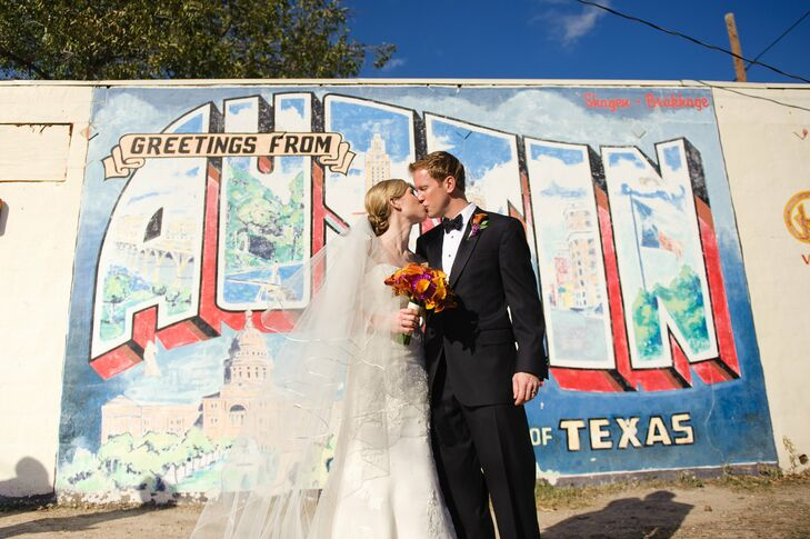 Greetings from Austin Mural Photo