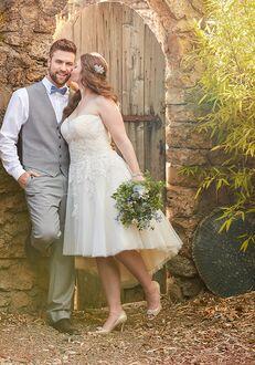 Essense of Australia D2189 A-Line Wedding Dress