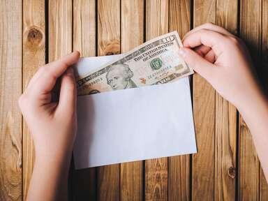 Tip envelope