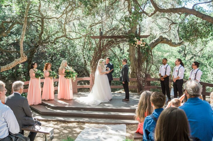 Oak Canyon Nature Center Outdoor Ceremony
