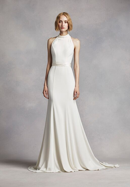 Vera Wang Sheath Wedding Dress