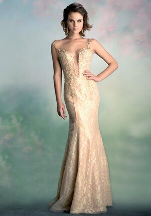 Ysa Makino KYM91 Ball Gown Wedding Dress