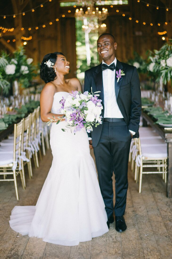 Unparalleled views and a stellar on-site team were just two reasons Funmi Giwa (29 and an advisory consultant) and Francis Baffour (31 and a radiologi