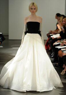 Vera Wang Spring 2014 Look 15 Ball Gown Wedding Dress