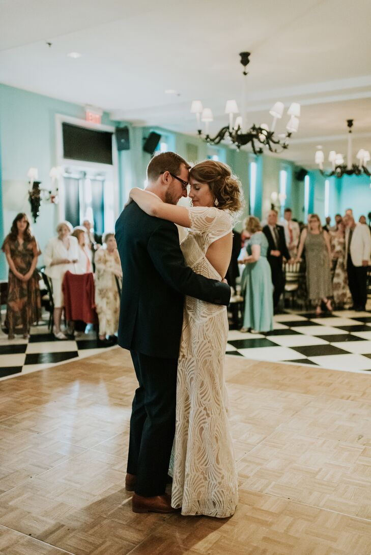 First Dance at Congress Hall