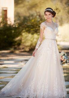 Essense of Australia D2145 A-Line Wedding Dress