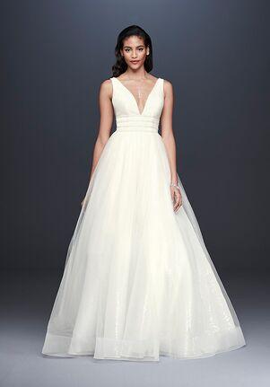 White Josephine Dress Empire Style