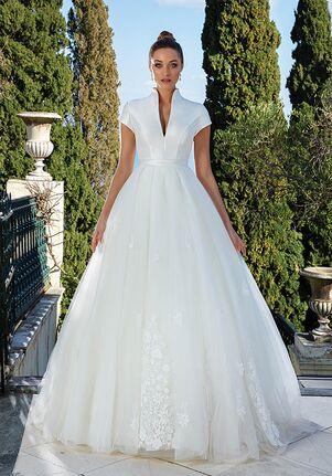 Justin Alexander 88132 Ball Gown Wedding Dress