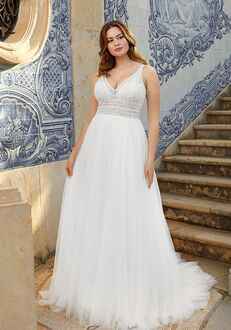 Sincerity Bridal 44120 A-Line Wedding Dress