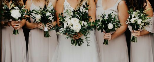 Just'in Roses Wedding Floral