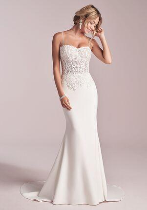 Rebecca Ingram DARBY Sheath Wedding Dress