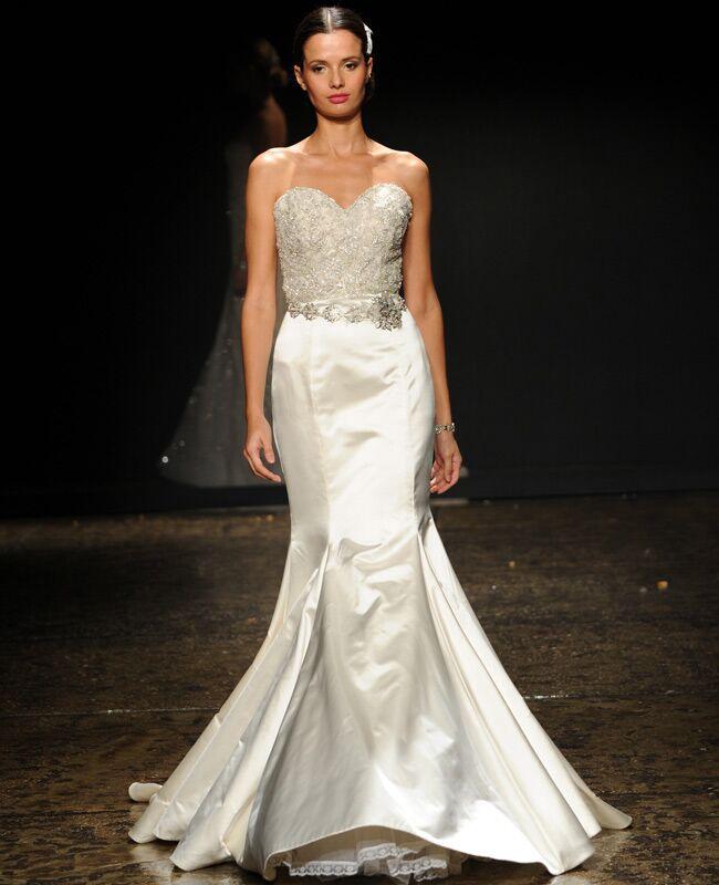Wedding Gowns By Lazaro: Lazaro Fall 2014 Wedding Dresses