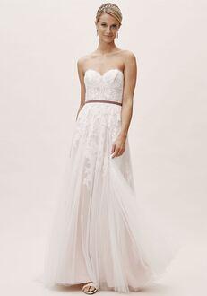 BHLDN Geranium Gown A-Line Wedding Dress