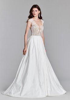 Jim Hjelm 8704 Ball Gown Wedding Dress