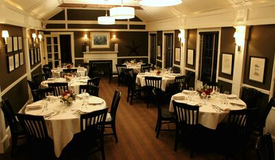 The Scarlet Oak Tavern