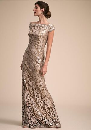 BHLDN (Mother of the Bride) Odette Dress Brown Mother Of The Bride Dress