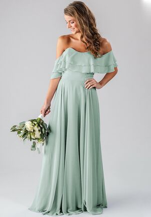 Kennedy Blue Allison Strapless Bridesmaid Dress