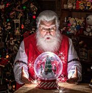Frisco, TX Santa Claus | Texas Star Santa