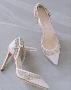 Bella Belle EMMA Ivory Shoe