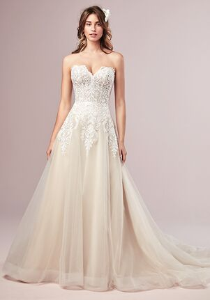Rebecca Ingram VANESSA A-Line Wedding Dress