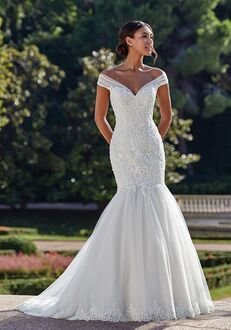Sincerity Bridal 44148 Mermaid Wedding Dress