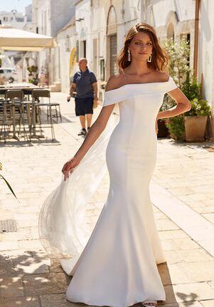 Madi Lane ML12885 | Miles Mermaid Wedding Dress