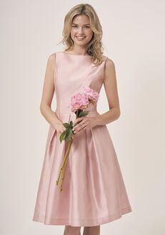 JASMINE P196062K Bateau Bridesmaid Dress