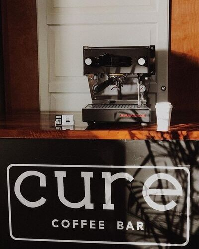 Cure Coffeehouse