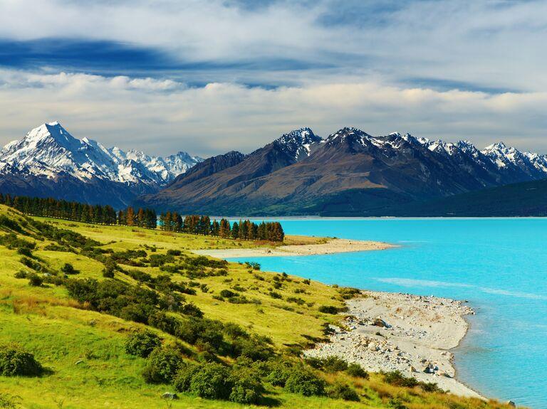 Far-Flung wedding destination: New Zealand