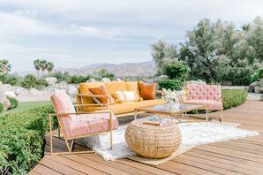 Modern Pastel-Colored Lounge Furniture