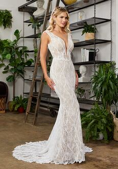 Beloved by Casablanca Bridal BL330 Arden Mermaid Wedding Dress