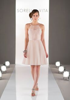 09229217 Sorella Vita 8430 Sweetheart Bridesmaid Dress