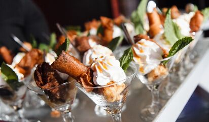 Above and Beyond Catering and Events (kosher) | Caterers