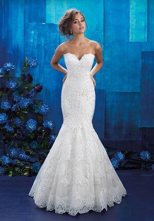 Allure Bridals 9407 Wedding Dress