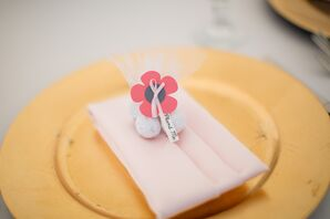 Flower Seed Bomb Wedding Favors