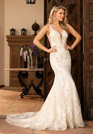 Casablanca Bridal 2375 Cadence Mermaid Wedding Dress