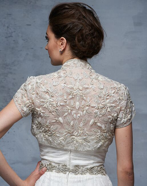 Blossom Veils & Accessories BL7253 Ivory Jacket