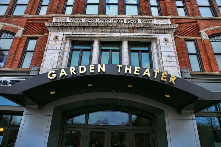 Garden theater detroit mi - Downtown at the gardens movie theater ...