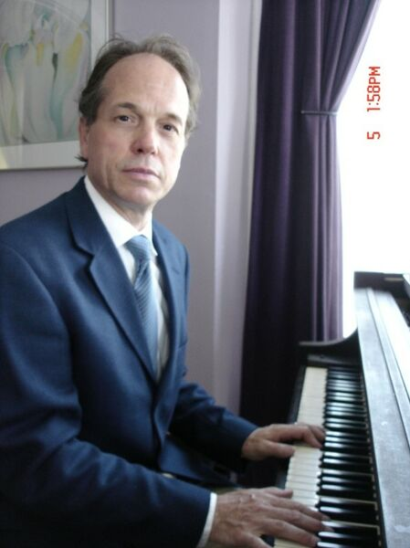 Rod Luther Solo Piano - Pianist - Providence, RI