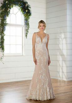 Essense of Australia D2555 Wedding Dress