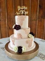 Orchid Cakes & Desserts