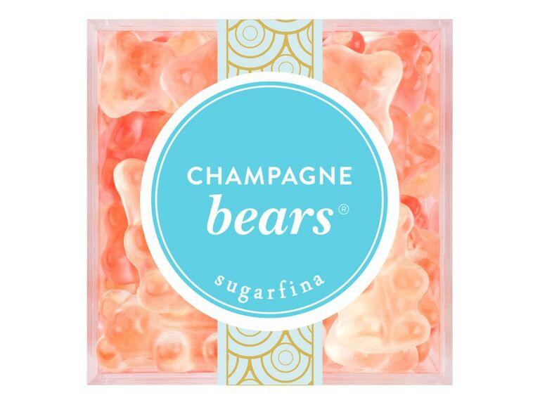 sugarfina champagne gummy bears