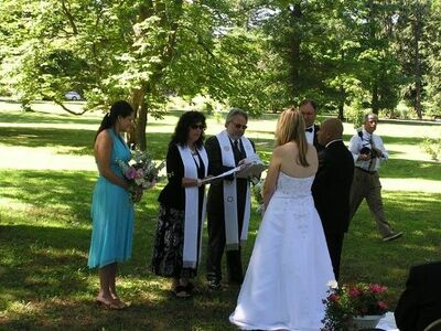 Reverend Franne and Bob Demetrician Interfaith Ministry