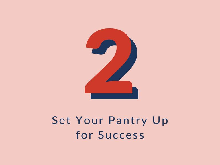 set your pantry up for success