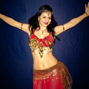 Milwaukee, WI Belly Dancer | Gigi Petkova - Belly Dance Artist