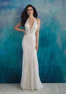 Allure Bridals 9522 Sheath Wedding Dress
