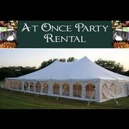 Irving, TX Party Tent Rentals | At Once Party Rental