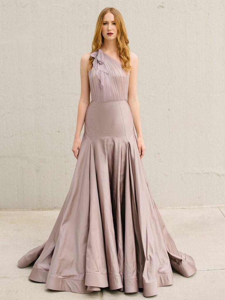 Tara Latour Fall 2018 Collection Bridal Fashion Week Photos
